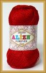 ALIZE Forever Sim fémszálas horgoló és kötőfonal